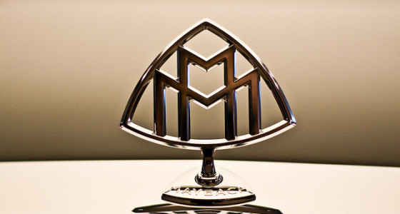 Maybach genuine spare parts