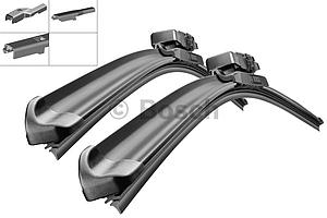 Wiper blade set Aerotwin A966S (630x530mm)