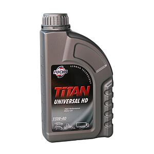 Engine Oil Titan Universal HD 15W40, 1L