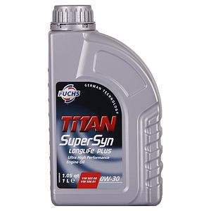 Engine Oil Titan SuperSyn Longlife 0W30, 1L