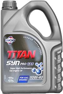 Engine Oil Titan Syn Pro Gas 10W40, 4L